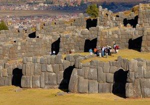 Peru, die Inkas und ihre Ahnen (Tischaufsteller DIN A5 quer)