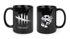 Dead by Daylight - Tasse, Kaffee-Becher, Brutality-Ausdruck, sch