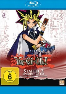 Yu-Gi-Oh! - Staffel 3.2: Episode 121-144