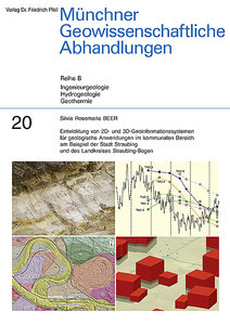 Entwicklung von 2D- und 3D-Geoinformationssystemen für geologisc