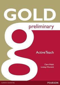 Gold Preliminary Active Teach. CD-ROM