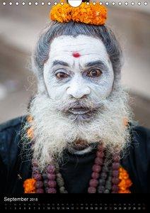 Portraits aus Indien
