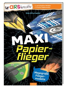 Maxi-Papierflieger