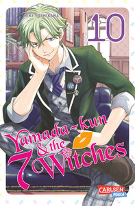 Yamada-kun and the seven Witches, Band 10