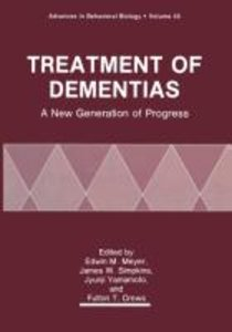 Treatment of Dementias