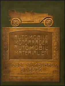 Stukenbrok - Automobile, Motorräder, Automobil-Materialien [um 1