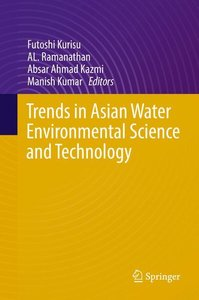 Trends in Asian Water Environmental Science and Technology
