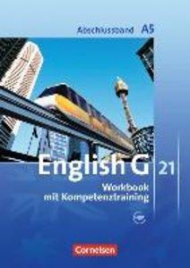 English G 21. Ausgabe A. Abschlussband 5: 9. Schuljahr. Workboo