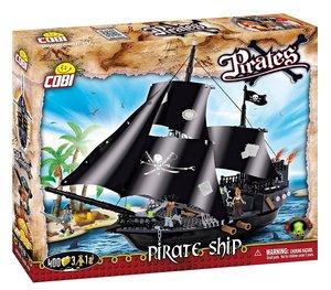 COBI Pirates 6016 - Piraten Schiff