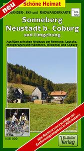 Sonneberg, Neustadt bei Coburg und Umgebung