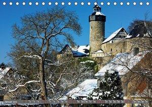 Liebenswertes Kulmbacher Land (Tischkalender 2019 DIN A5 quer)