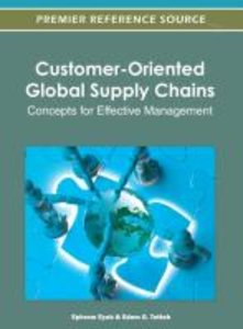 Customer-Oriented Global Supply Chains: Concepts for Effective M