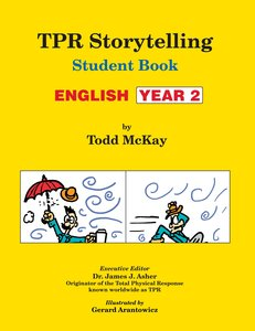 Tpr Storytelling Student Book, English Year 2