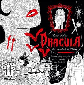 Dracula - Das Ausmalbuch