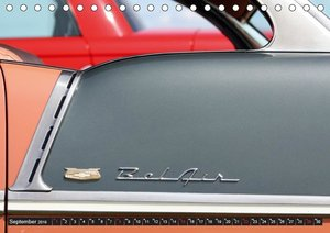 The art of mobility - american cars from the 50s & 60s (Tischkal