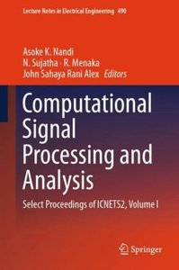 Computational Signal Processing and Analysis