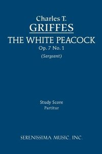 The White Peacock, Op. 7 No. 1 - Study Score