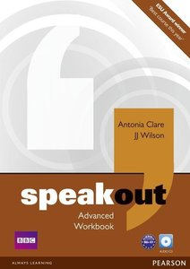 Speakout Advanced Workbook no Key and Audio CD Pack