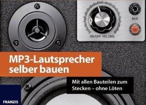 Lernpaket - MP3-Lautsprecher selber bauen