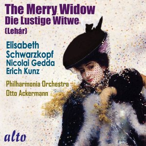 Die lustige Witwe-Legendary Performances