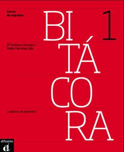 Bitácora. Cuaderno de ejercicios + Audio-CD (A1)- monolinguale A