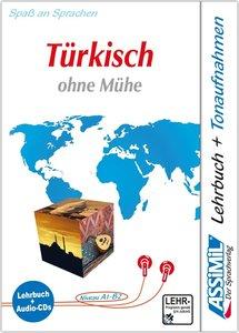 Assimil. Türkisch ohne Mühe. Multimedia-Classic. Lehrbuch und 4