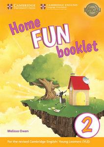 Storyfun Level 2. Home Fun Booklet