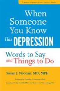 When Someone You Know Has Depression