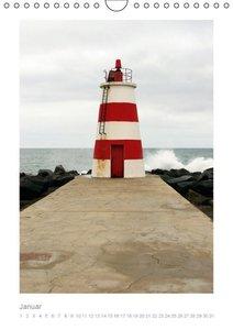 Portugal - Algarve (Wandkalender immerwährend DIN A4 hoch)
