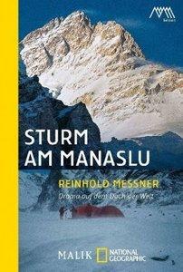 Sturm am Manaslu
