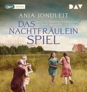 Das Nachtfräuleinspiel (1 mp3-CD)