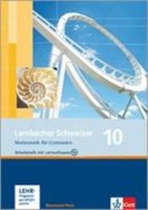 Lambacher Schweizer - Ausgabe Rheinland-Pfalz. Arbeitsheft plus