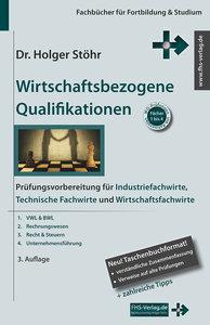 Stöhr, H: Wirtschaftsbezogene Qualifikationen