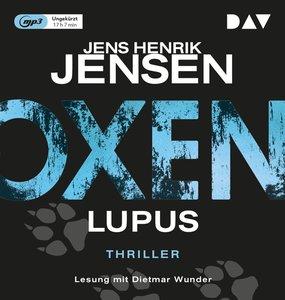 Oxen. Lupus, 2 MP3-CDs