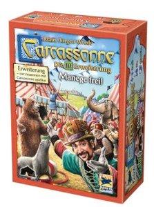 Carcassonne - Manege frei!