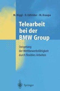 Telearbeit bei der BMW Group
