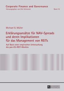 Erklärungsansätze für NAV-Spreads und deren Implikationen für da