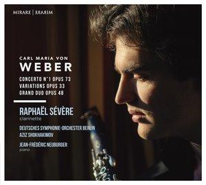 Konzert Für Klarinette 1