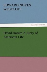 David Harum A Story of American Life
