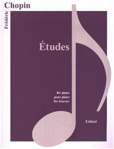 Études, für Klavier