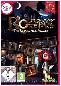 Purple Hills: ROOMS - The unsolvable Puzzle
