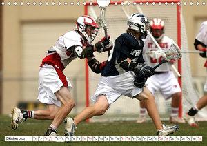 Teamsport Lacrosse - Face-off