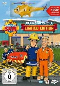 Feuerwehrmann Sam - Die komplette 9. Staffel. Limited Edition