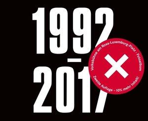 1992-2017 - Volksbühne am Rosa-Luxemburg-Platz