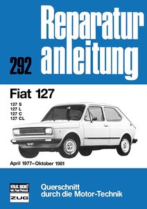 Fiat 127 April 1977 bis Oktober 1081