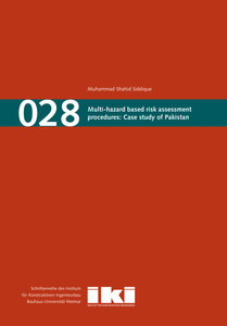 Multi-hazard based risk assessment procedures: Case study of Pak