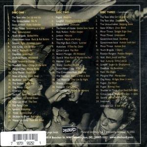 20 Years Of Dischord (3 CD+Book B