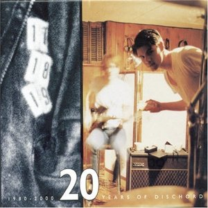 20 Years Of Dischord (3 CD+Book B