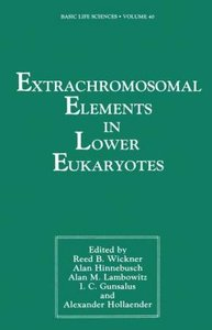 Extrachromosomal Elements in Lower Eukaryotes