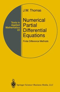 Numerical Partial Differential Equations: Finite Difference Meth